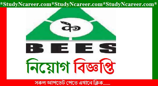 BEES Job Circular 2019 www.beesbd.org