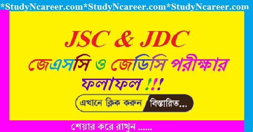 JSC Result 2019 Downlod Marksheet