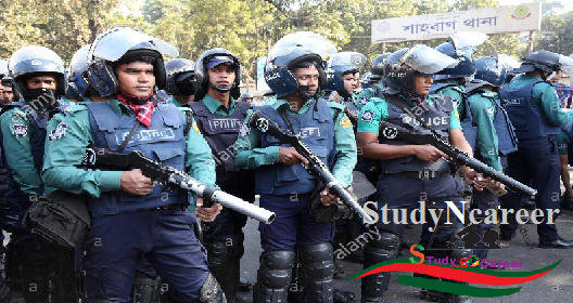 Gazipur: 32 policemen were infected with corona