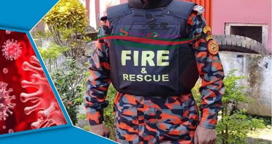 Coronavirus Update in Bangladesh Fire Service