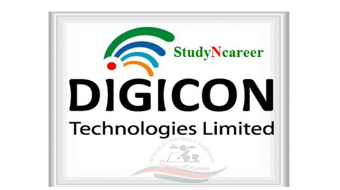 Digicon Technologies Ltd Job Circular 2020