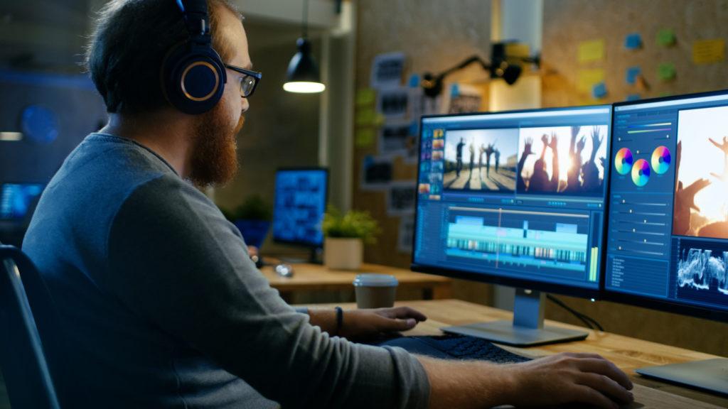 Best New Video Editing Job Opportunities - Monday 11/02
